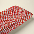 Orange Dot Changer Pad Cover